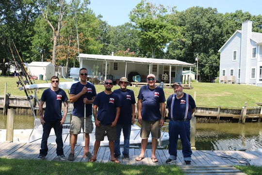 Heroes on the River is an outdoor adventure group based in Winchester that helps bring veterans together through recreational activities and social events.