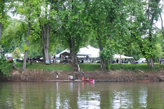 Heroes on the River is sponsoring several outdoor events for combat veterans this year.