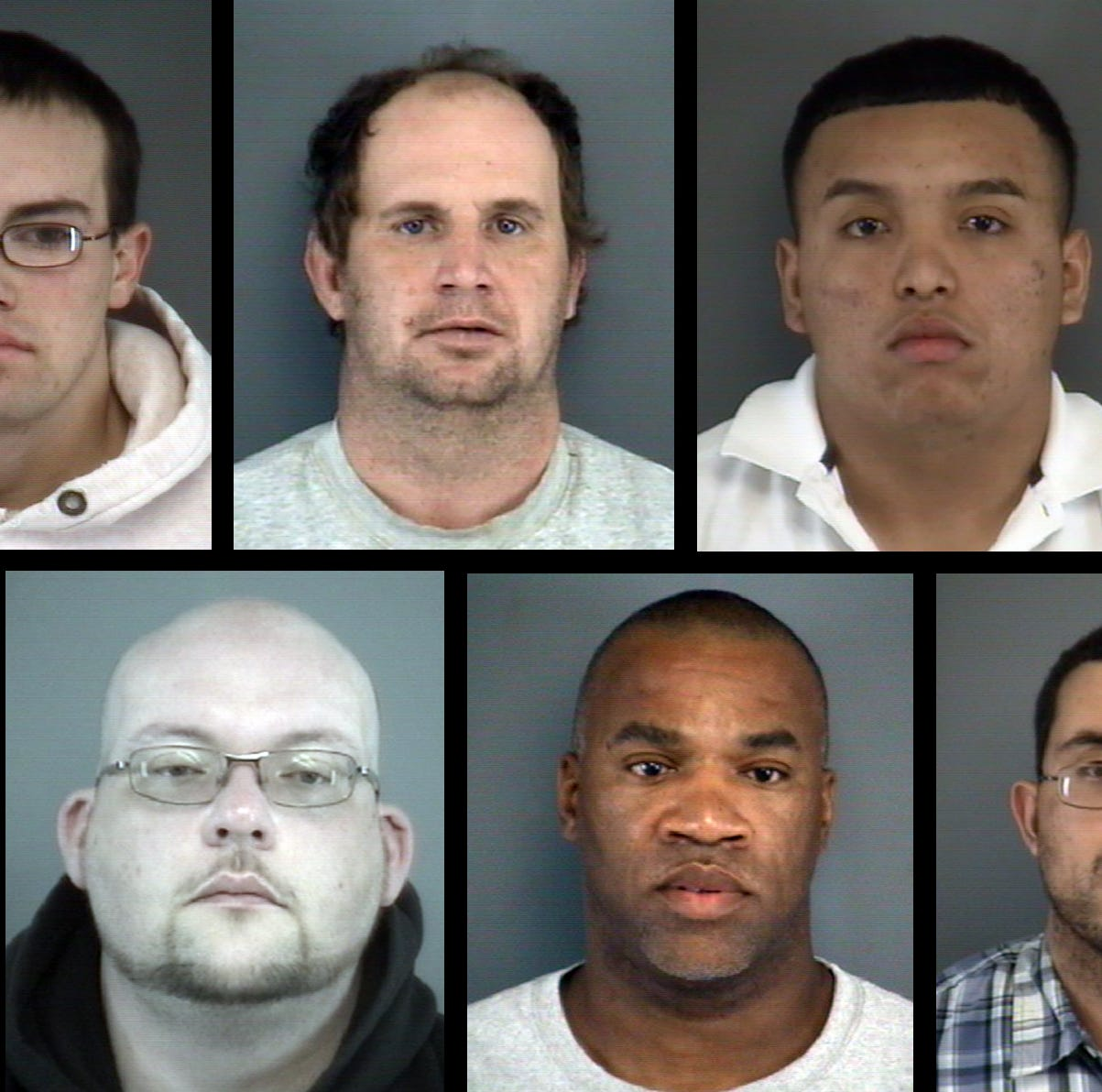 Suspects held at Middle River Regional Jail
