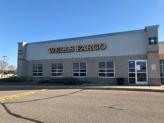 The Wells Fargo branch at 809-10th Ave. N in Sartellwill close July 17. A Wells Fargo representative said declining customer traffic led to the decision to close.