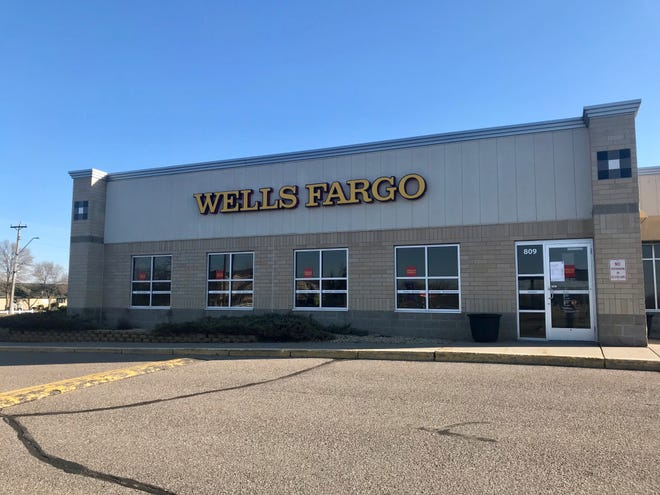 The Wells Fargo branch at 809-10th Ave. N in Sartell will close July 17. A Wells Fargo representative said declining customer traffic led to the decision to close.