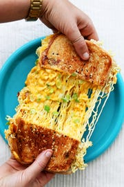 MacKenzie Smith is a blogger on cheese and took first place on two Food Network competitions.