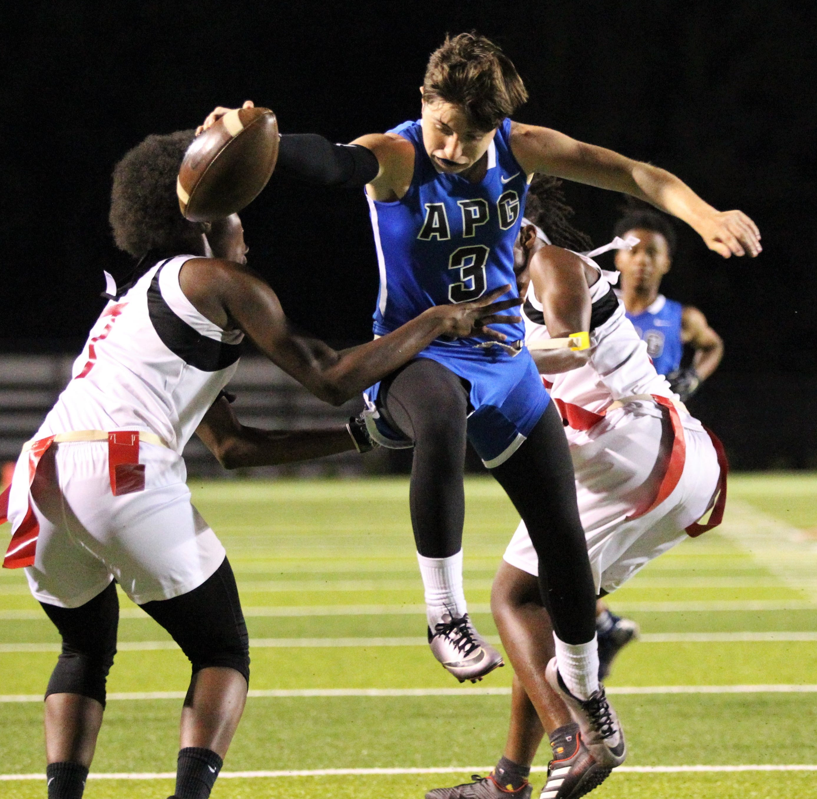 Flag football: Godby, Lincoln advance to district championship game