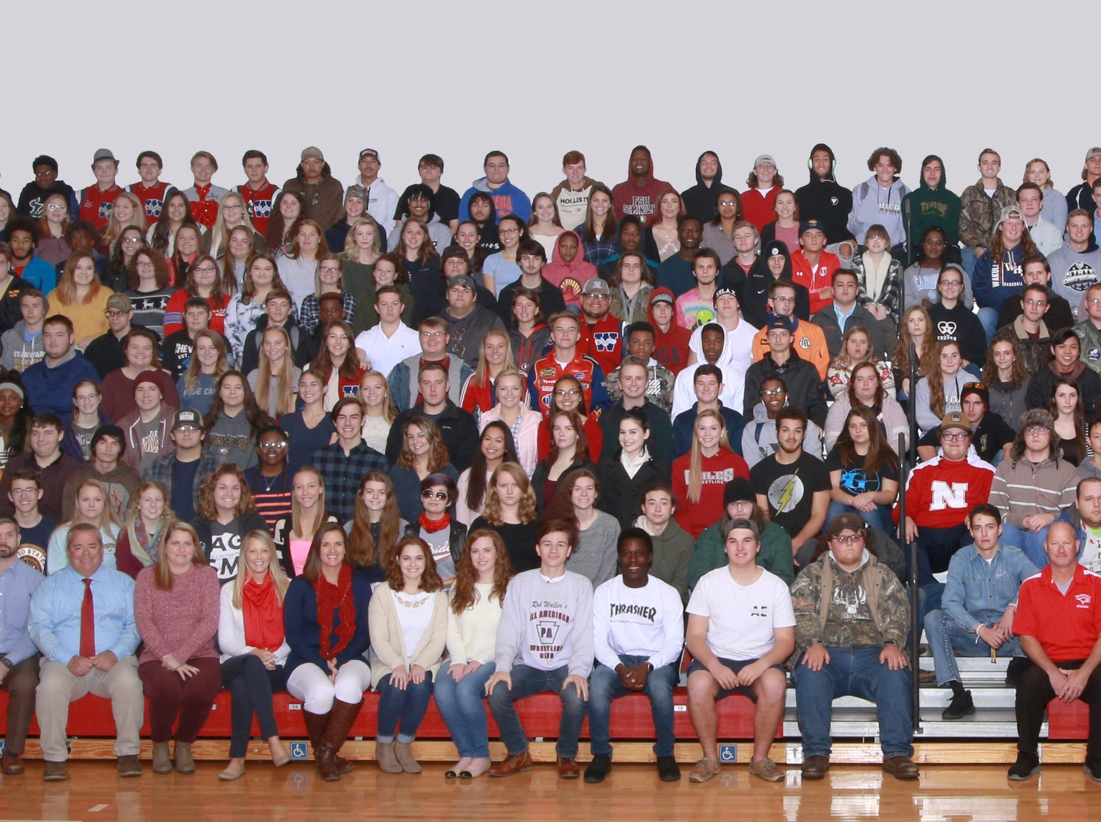 Wakulla High School Class of 2019.