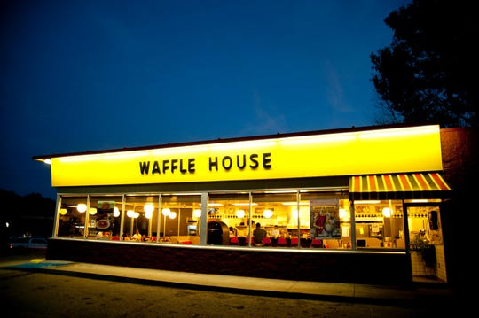 A new Waffle House is being proposed to replace an abandoned car wash on West Pensacola Street.