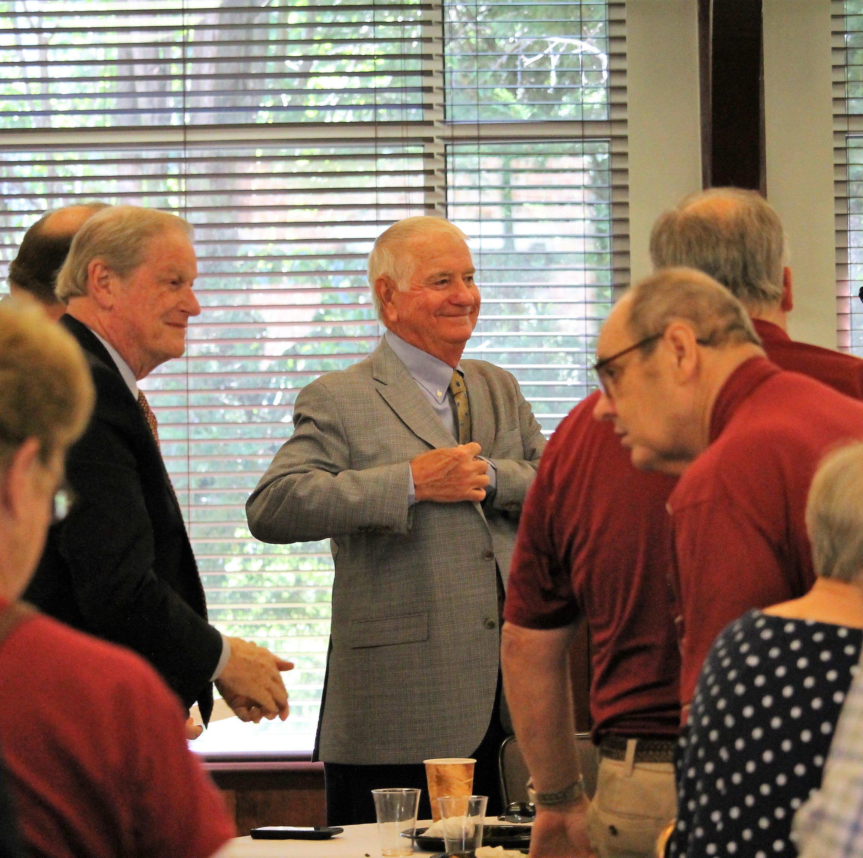 Florida State fans celebrate '11' at final Mike Martin Luncheon