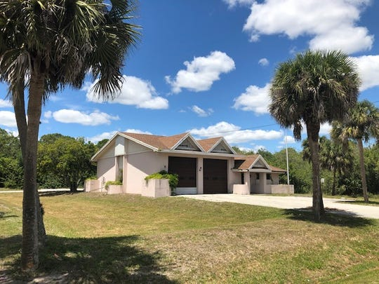 The building that once housed Station 7 on 82nd Avenue in the western part of Indian River County will be demolished. The county will retain the parcel for any future roadway projects that could be planned along 82nd Avenue.