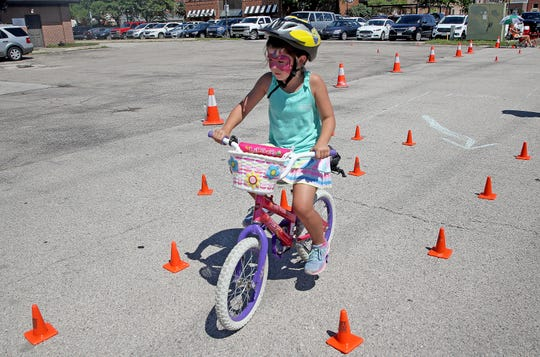 Registration is in progress for the annual Cumberland County 4-H Bike Rodeo on April 26 at the Cumberland County Fairgrounds at 3301 Carmel Road in Millville.