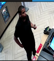 Vineland Police working a fraud investigation are asking for help to identify this person.