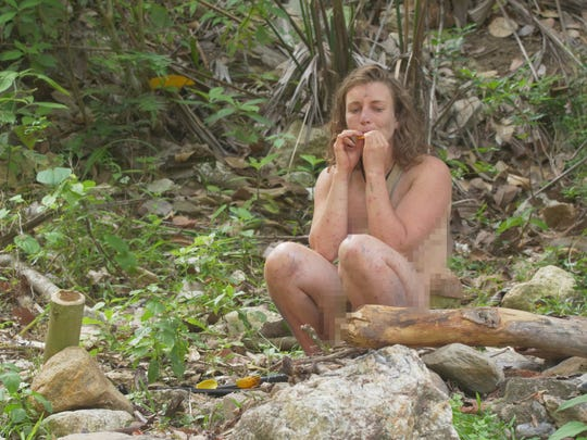 I Want To Be On Naked And Afraid