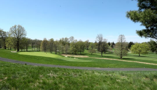 Rockland Country Club in Sparkill, photographed April 23, 2019.