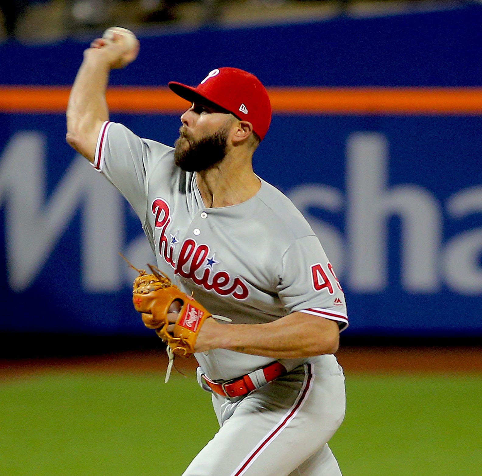 Phillies-Cubs lineup announced as Jake Arrieta faces former team