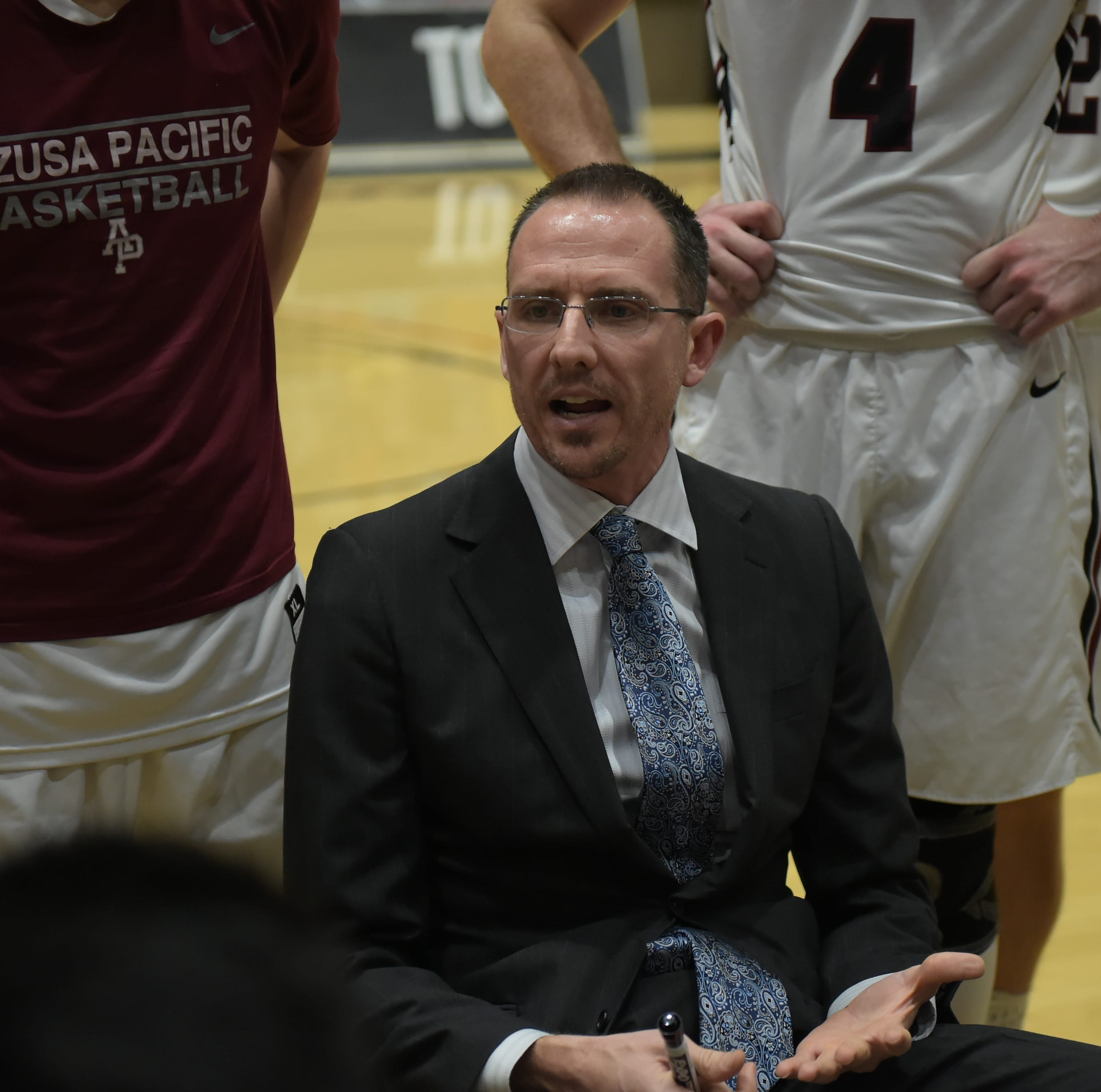 Azusa Pacific's Justin Leslie named Midwestern State's men's basketball coach