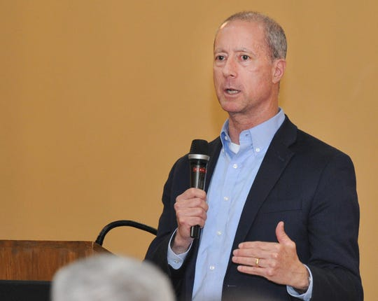 U.S Congressman Mac Thornberry gave a legislative update to North Texas Home Builders Association, Tuesday afternoon. Congressman Thornberry updated the association on topics such as the Mueller report and border security.