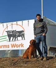 Ryan Kuster's success on social media has helped him find his place on the farm and he hopes to continue to grow brand recognition and become an online resource for information on farming.