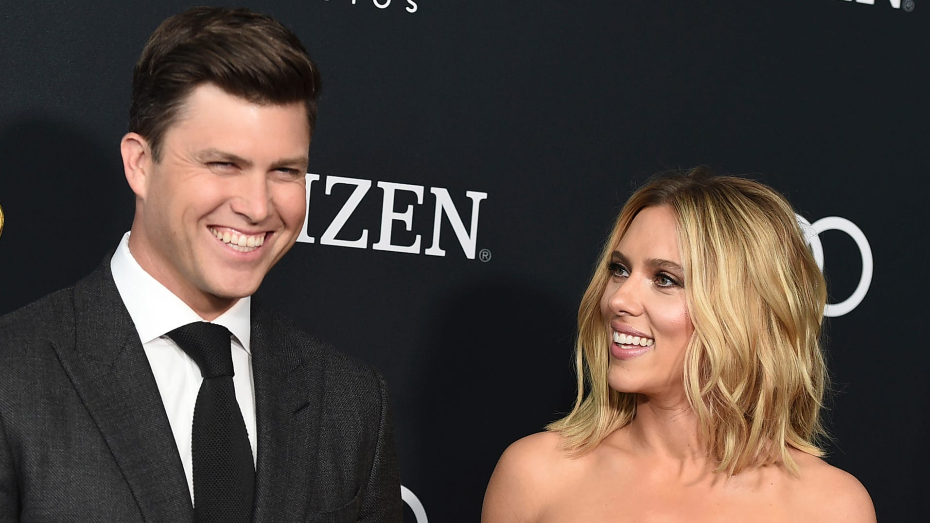 Scarlett Johansson And Snl Star Colin Jost Are Engaged