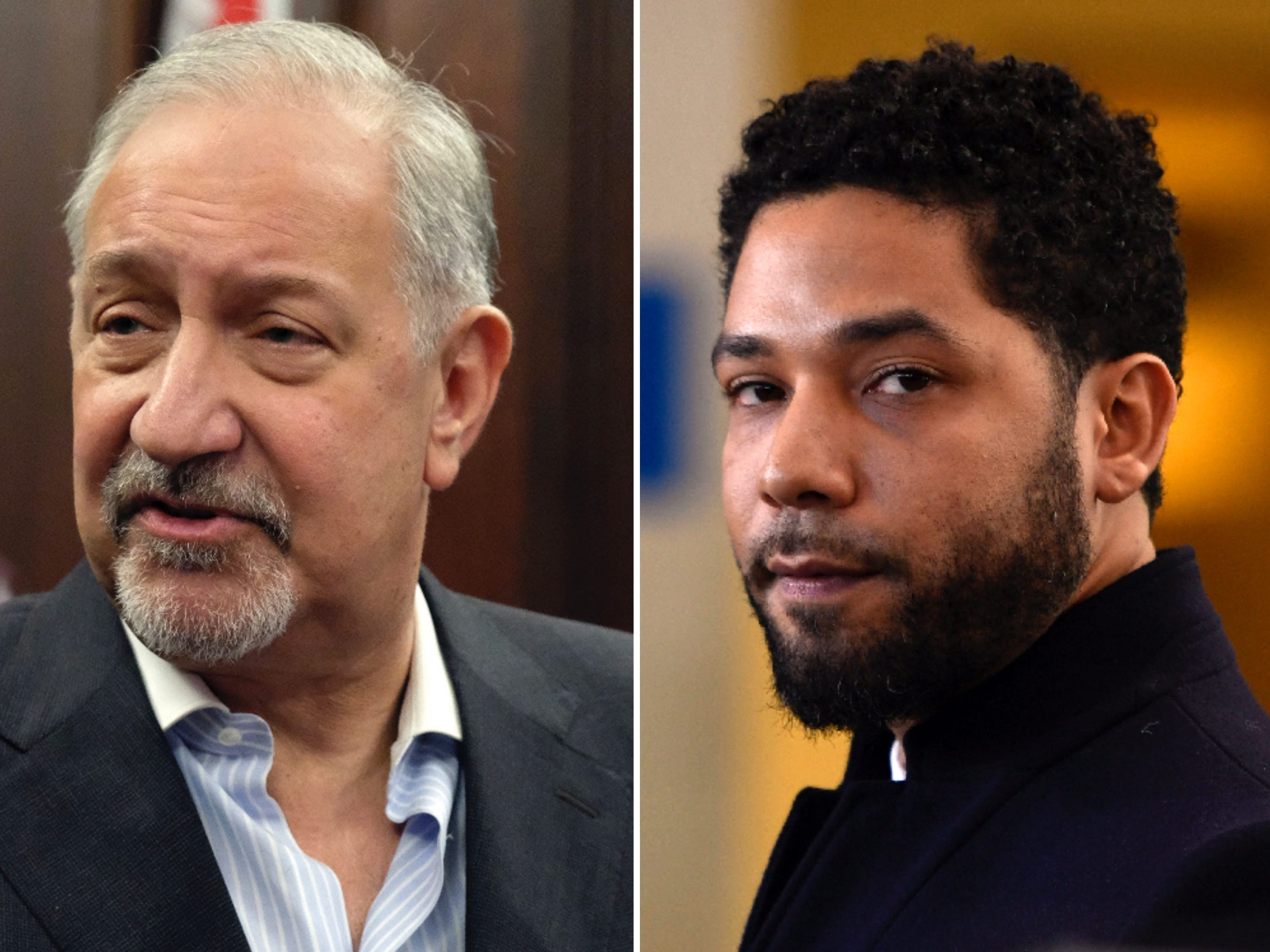 Jussie Smollett case: Brothers accused of carrying out attack sue actor's legal team for defamation