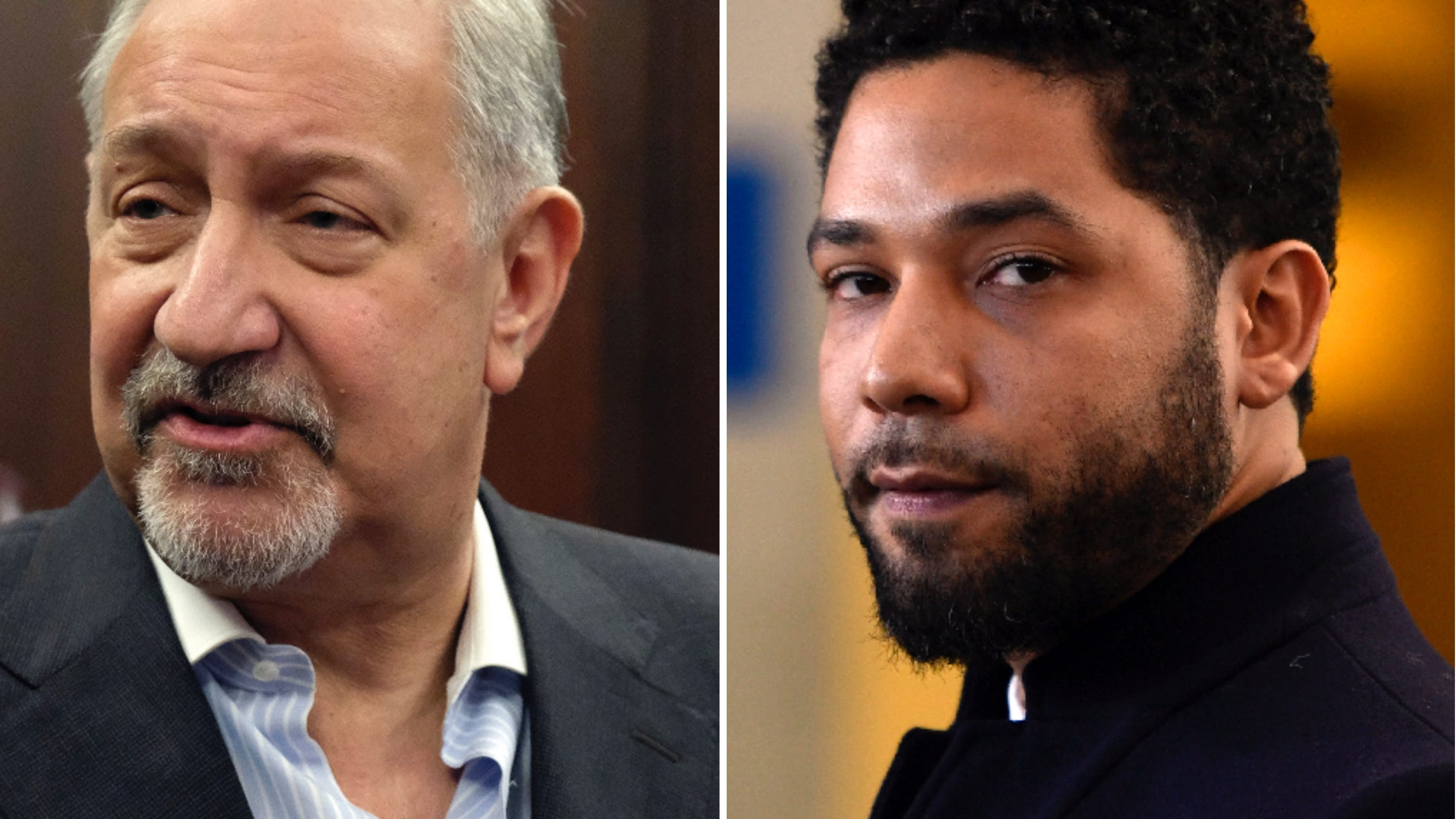 The brothers who say actor Jussie Smollett paid them to stage his January assault are now suing his legal team for defamation.