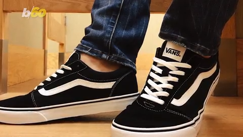 284a9e17202c Vans teams up with Harry Potter to release  magical  shoes