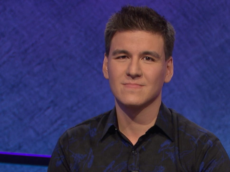'Jeopardy!' champion James Holzhauer becomes only the second player to cross $1M mark