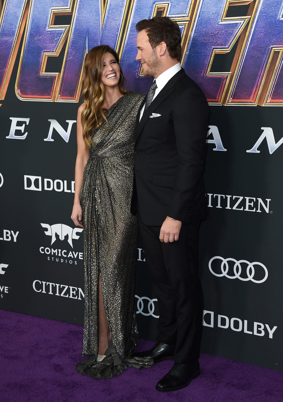 Chris Pratt, Katherine Schwarzenegger s anniversary: A look at their gushing love for each other