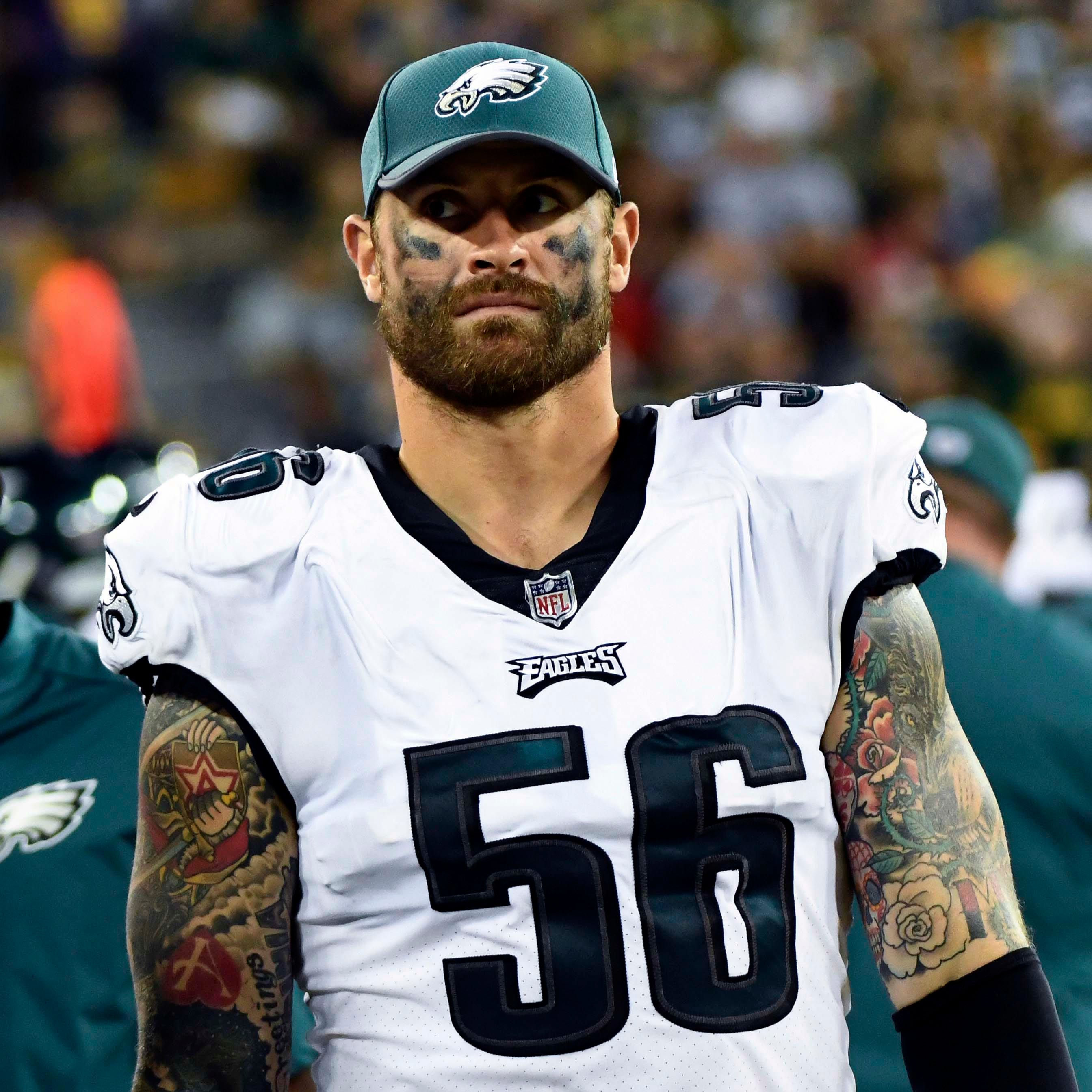 Eagles DE Chris Long still undecided about whether he'll play again