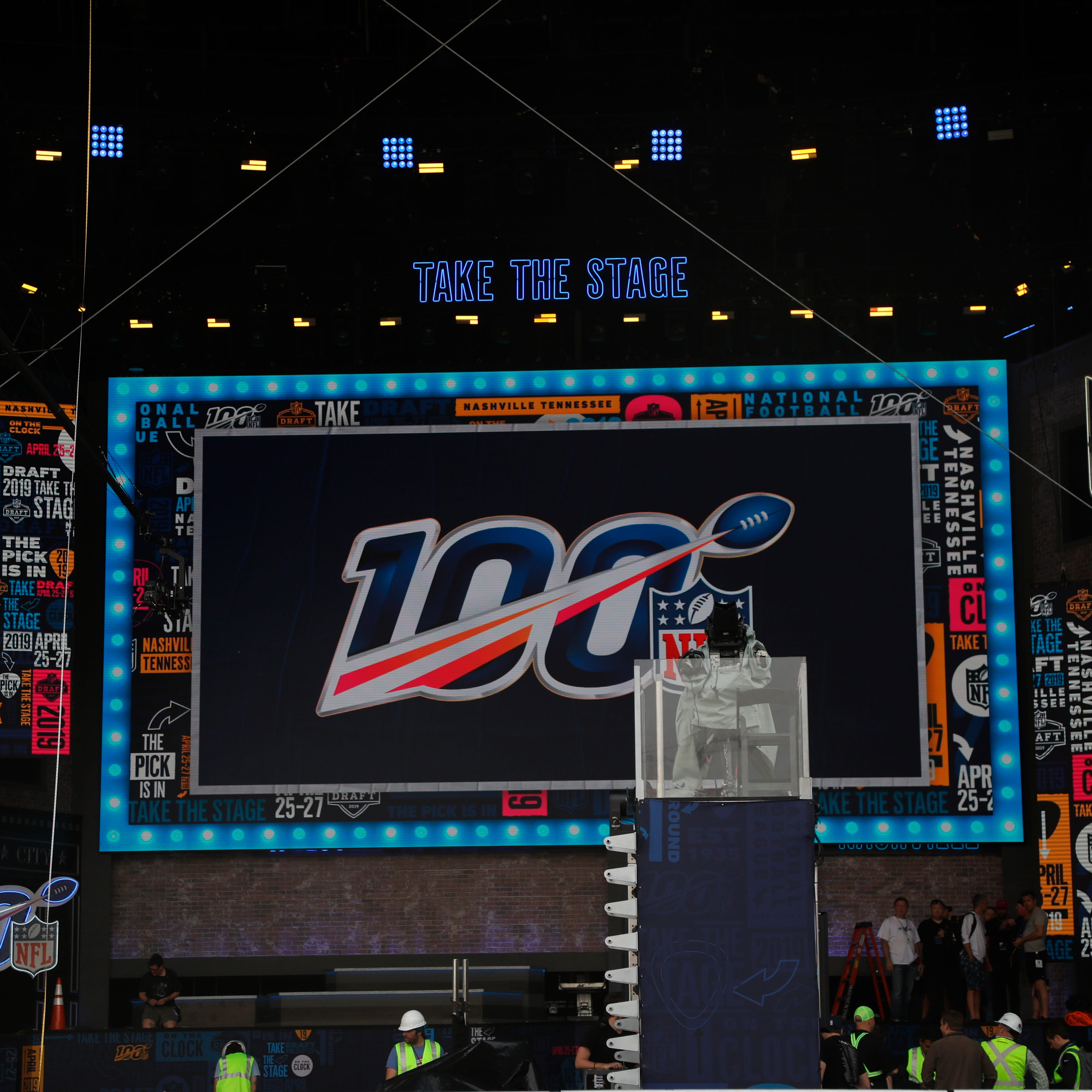 We looked at 50 NFL mock drafts. No one has a clue who Detroit Lions will pick