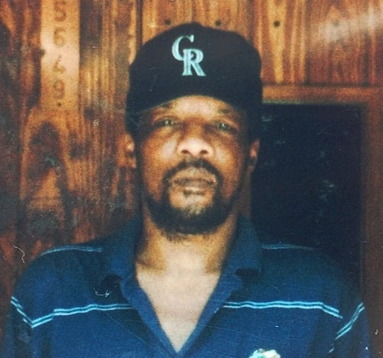 James Byrd Jr., shown in this 1997 family photo, was tied to a truck and dragged to his death along a rural East Texas road early in 1998, near Jasper, Texas. The man believed to be the ringleader is set to be executed Wednesday. (AP Photo/Byrd Family Photo)