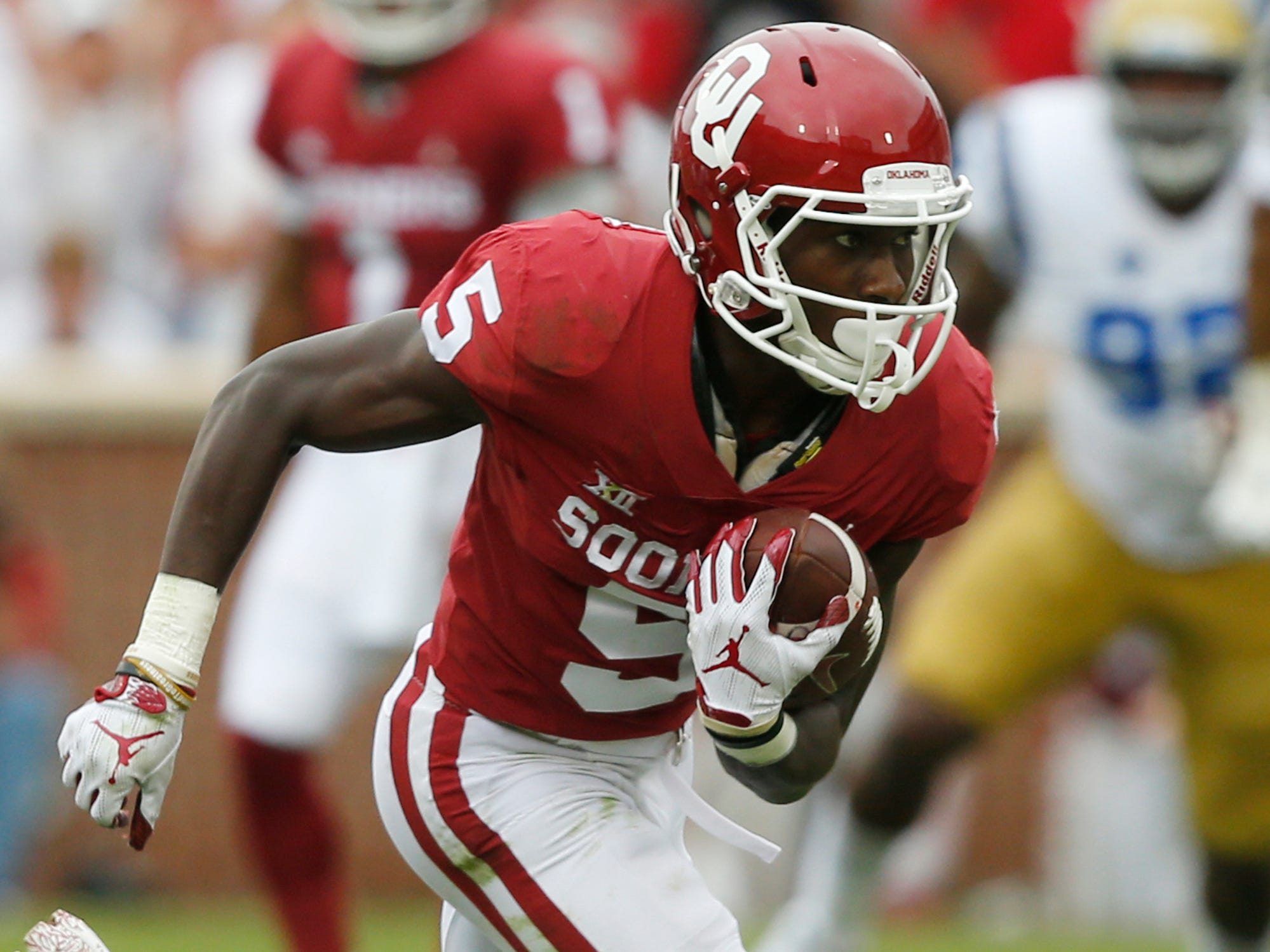 20. Marquise Brown, WR, Oklahoma