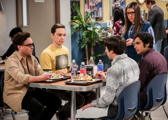 """Big Bang Theory"" stars Mayim Bialik, Johnny Galecki, Jim Parsons, Simon Helberg and Kunal Nayyar picked their favorite guest stars, plotlines and props for USA TODAY."