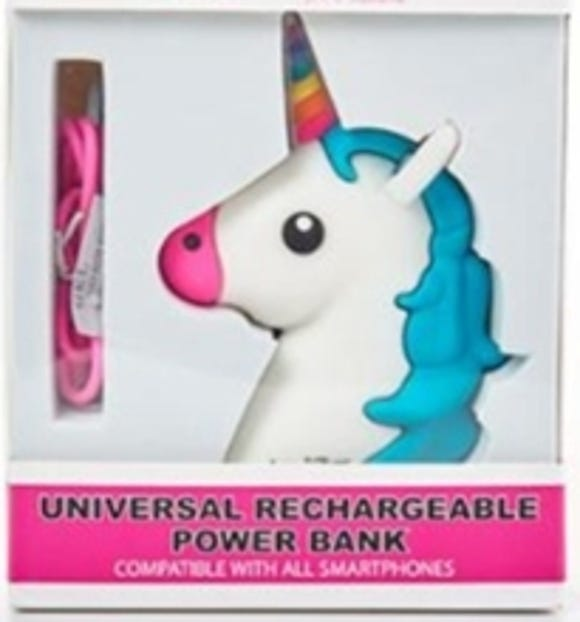 Universal rechargeable power banks recalled by Daniel M. Friedman & Associates.