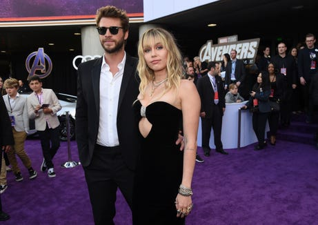 """Liam Hemsworth is opening up about a """"hectic"""" last year, between losing his California home to a fire and marrying Miley Cyrus."""