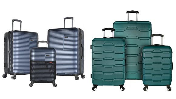 Save on select luggage and mattresses today only at The Home Depot