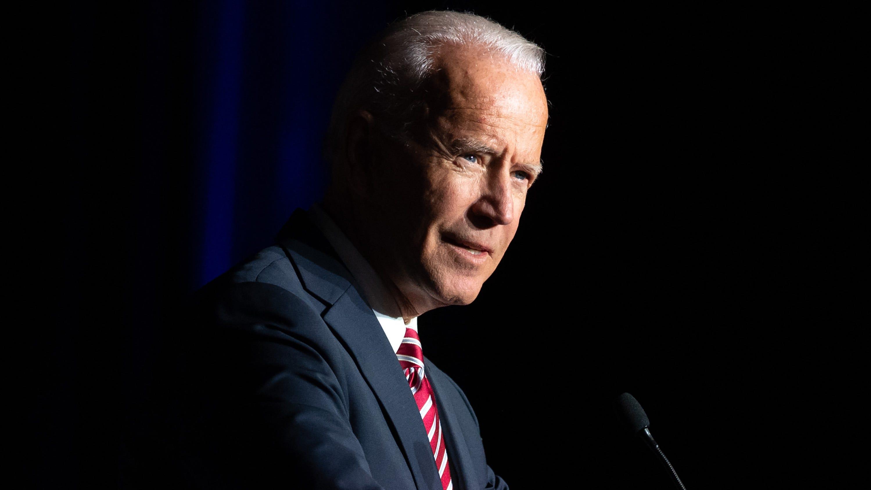 Former Vice President Joe Biden