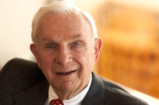 Henry Bloch, cofounder of H&R Block, died Tuesday.