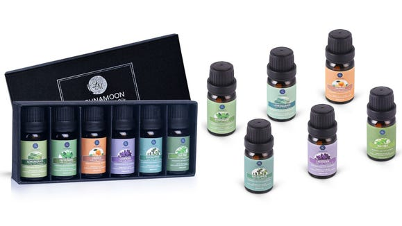 An aromatherapy diffuser is only useful if you have essential oils to put in it.
