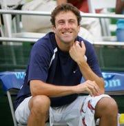 Justin Gimelstob,  in July 2008.
