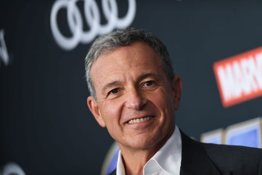 CEO Bob Iger: Disney may stop filming in Ga  over abortion law