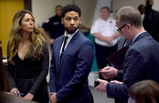 Jussie Smollett fails to persuade judge to drop Chicago lawsuit seeking $130,000 fine