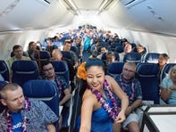 Flying Southwest to Hawaii: Coconut rum, snack packs and 'Forgetting Sarah Marshall'