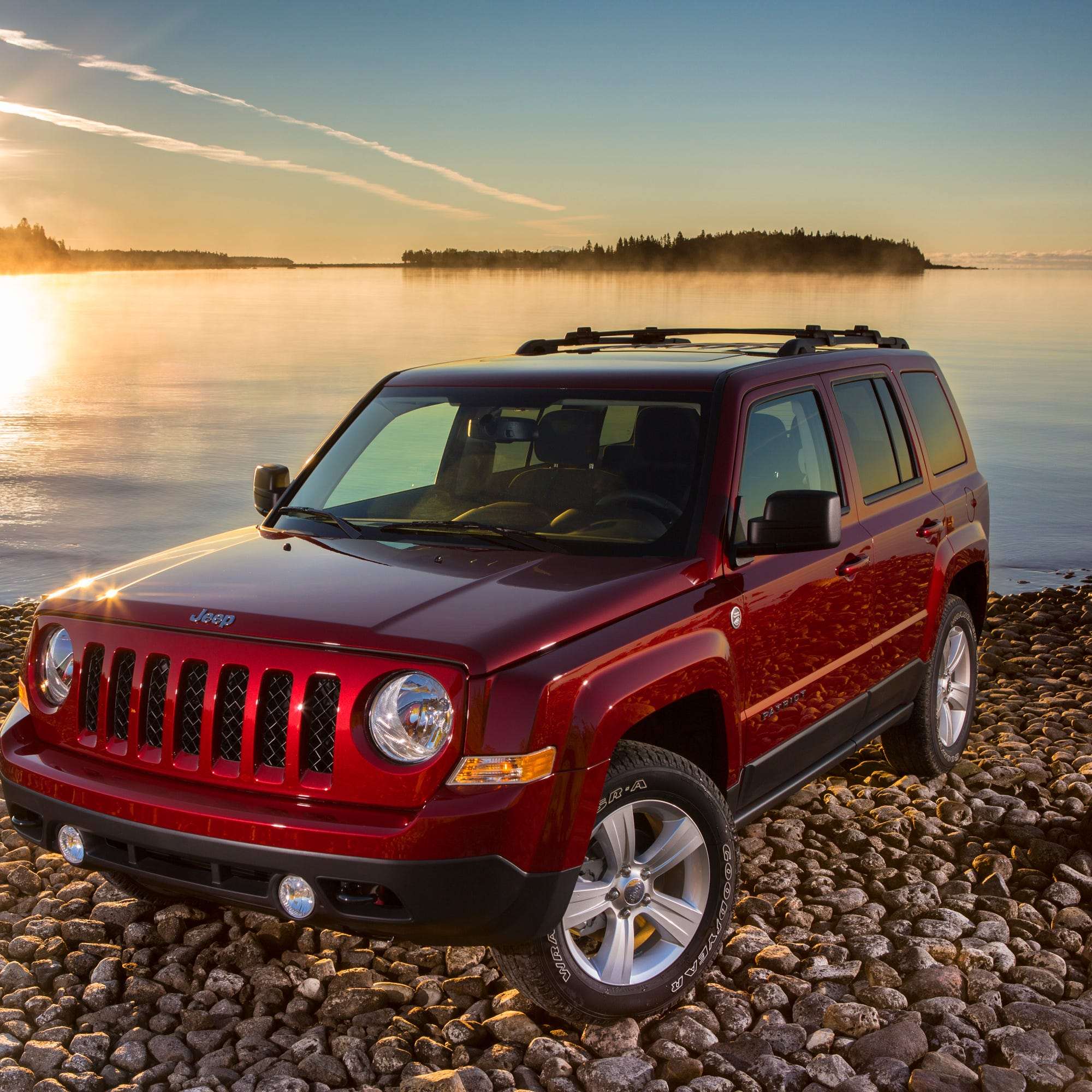 The 2014 Jeep Patriot is under investigation for...