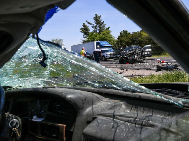 Serious injury results from wreck involving Anderson County deputy