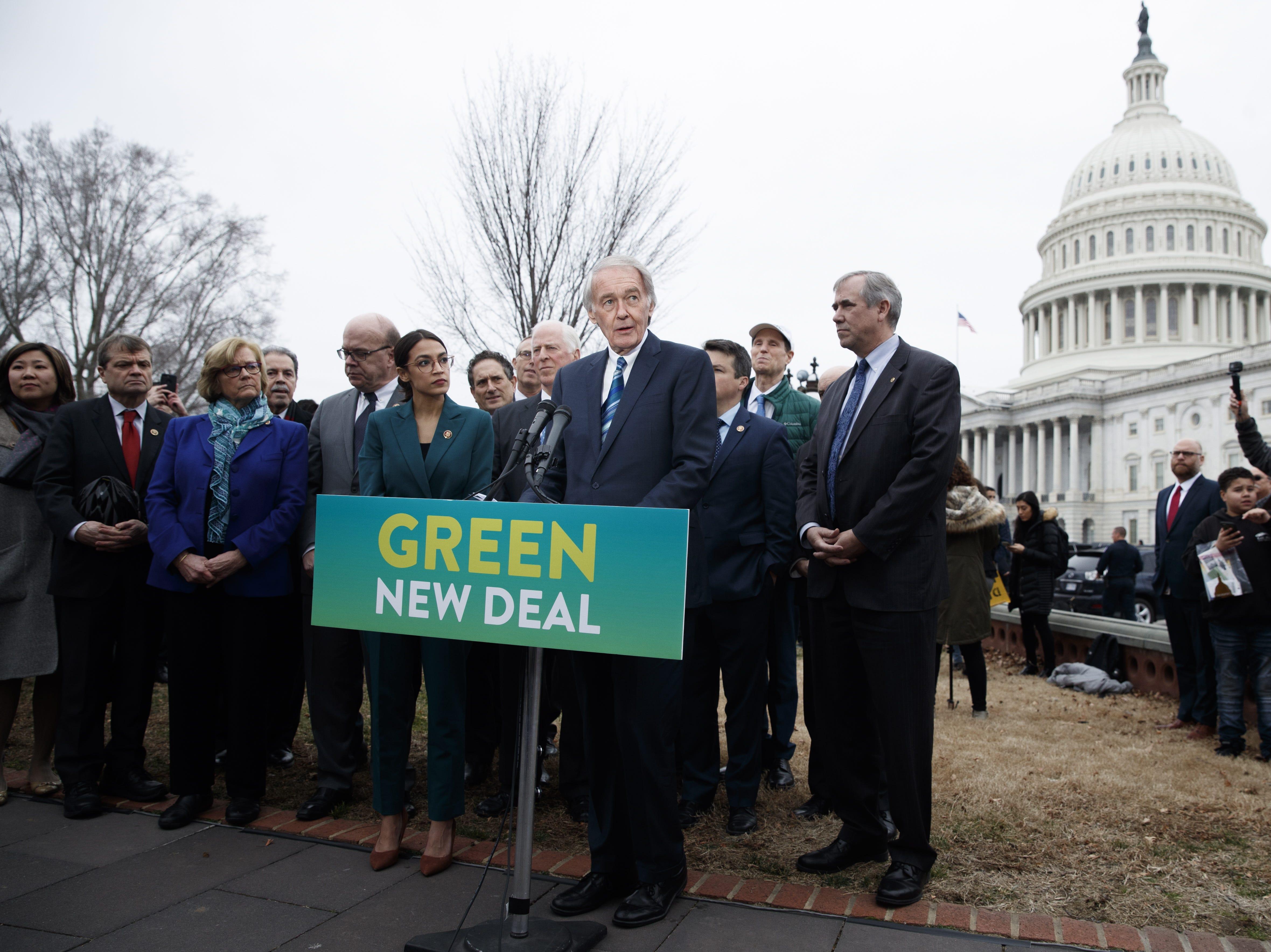 Green New Deal trumps Lamar Alexander's 'Microscopic Manhattan Project'   Opinion
