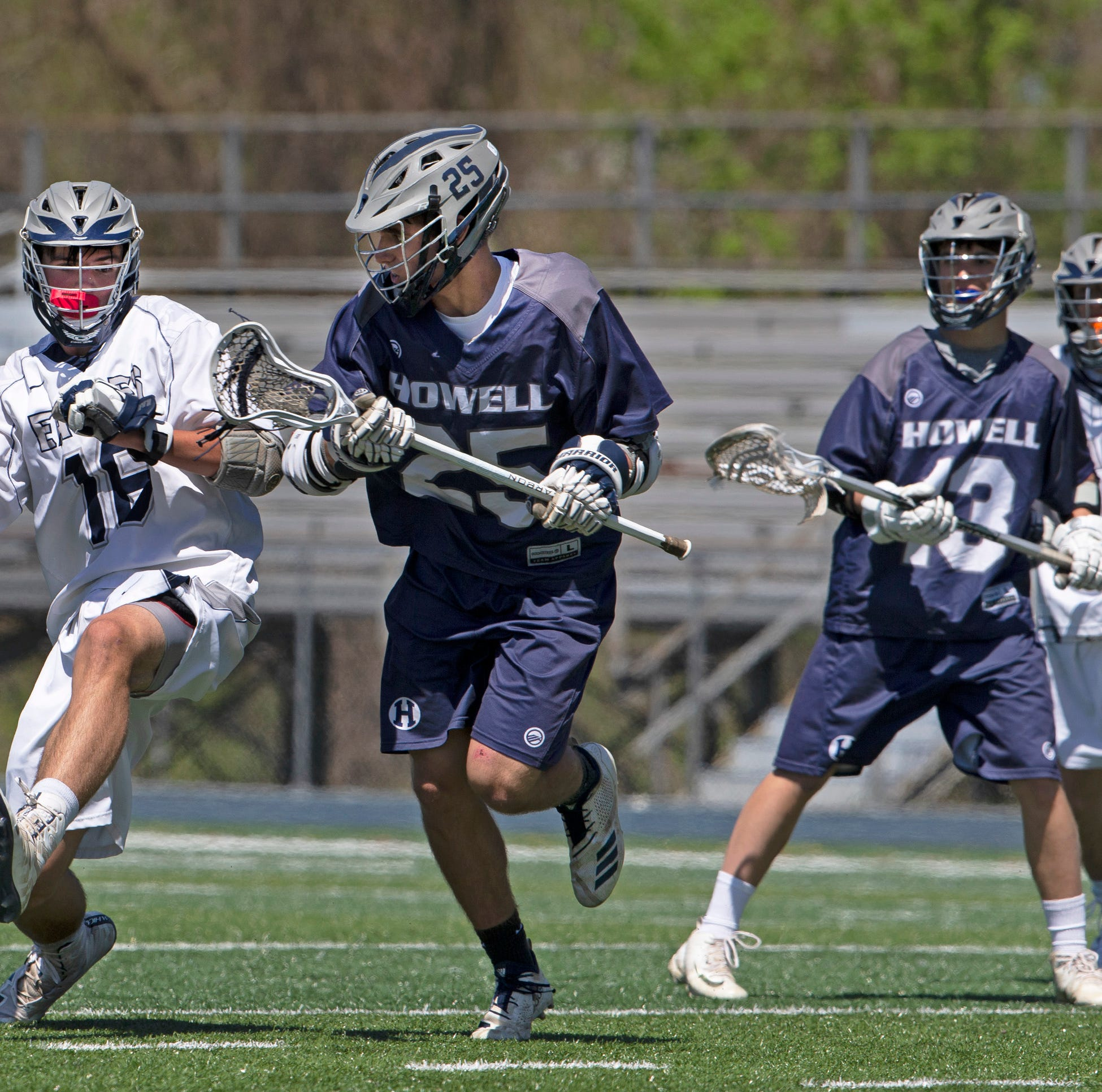 Vote: For Shore Conference lacrosse players of the week