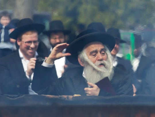 Orthodox Jews, the tradition that Lakewood's Jews mostly identify with, believe in the Bible (the Torah) and try to follow its ways.