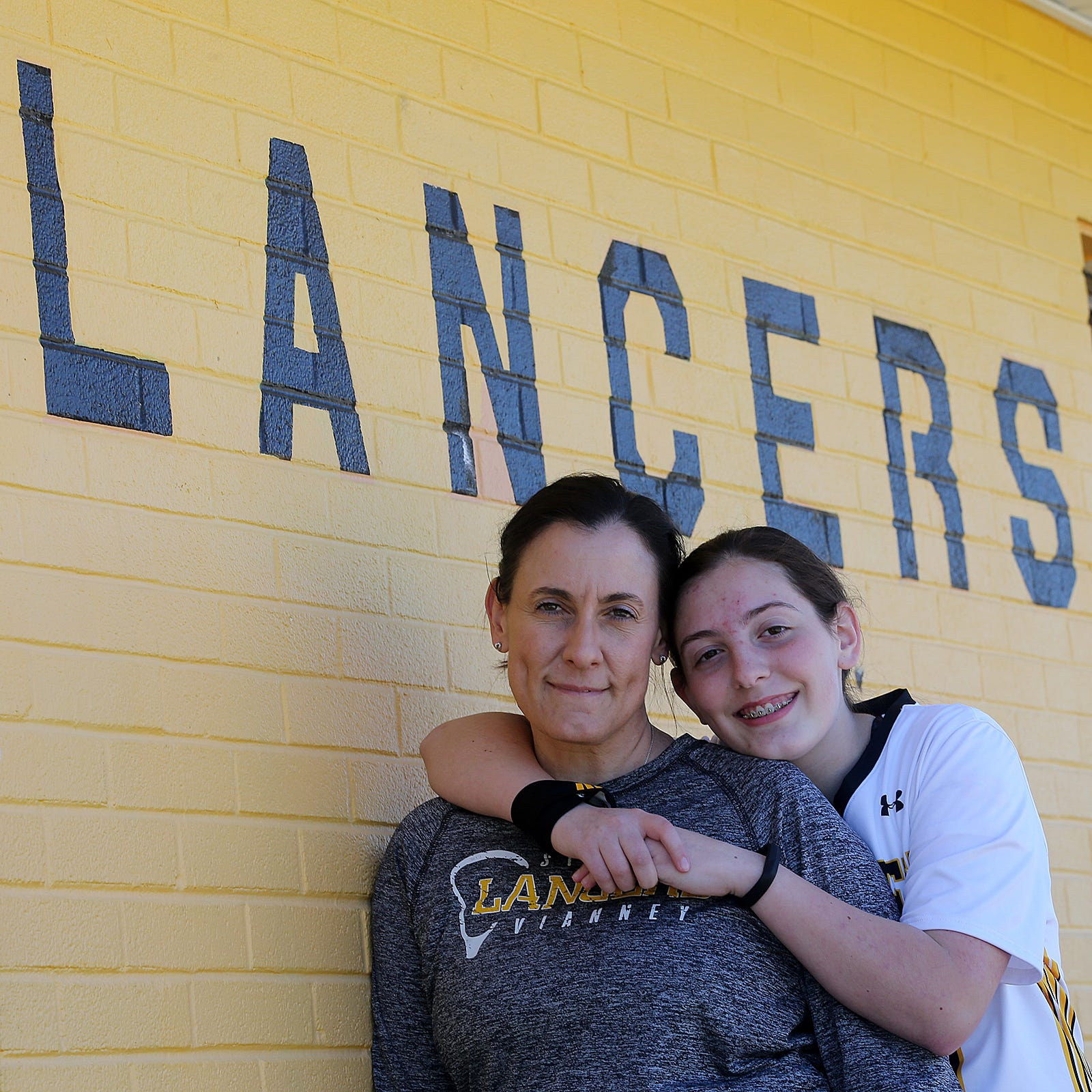 Mother's Day: NJ lacrosse goalie, 16, made her biggest save off the field