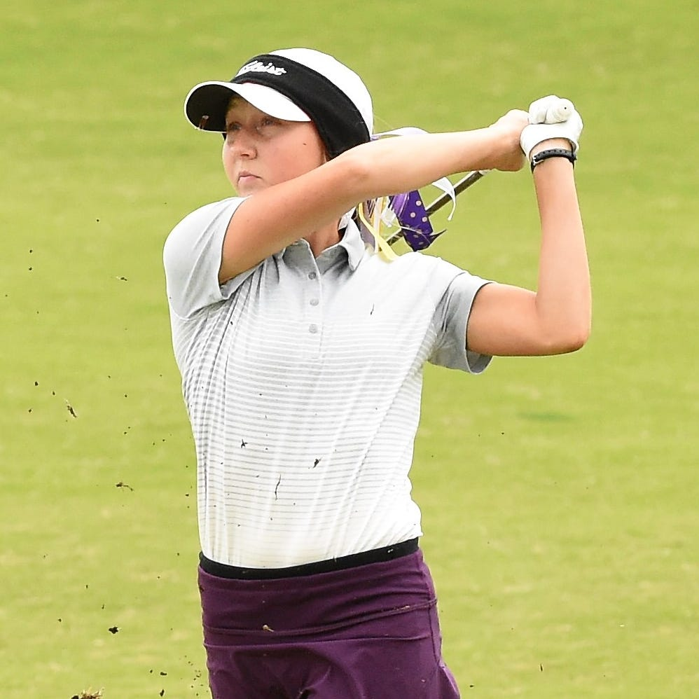 Move up to Class 5A doesn't stop Abilene Wylie girls golf from reaching state again