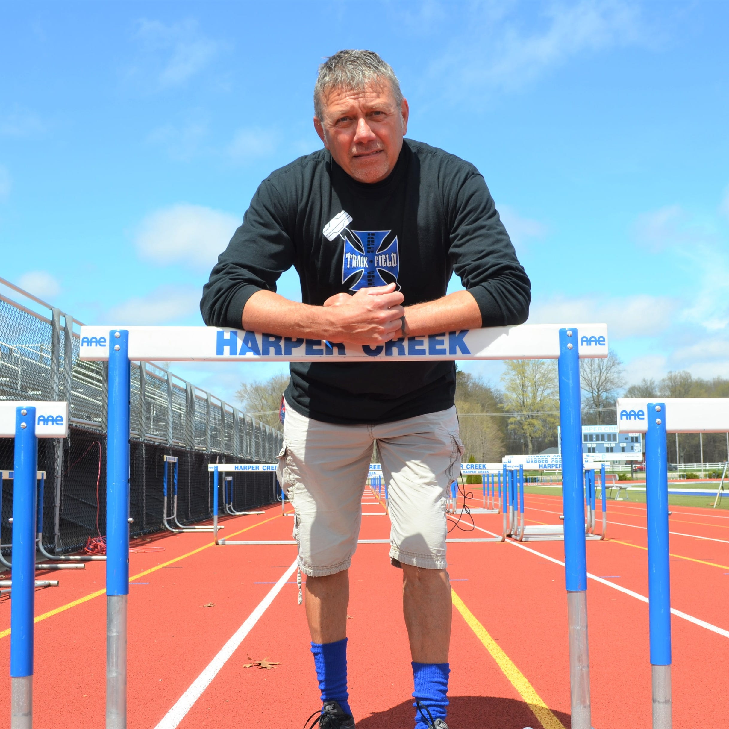 Harper Creek's Quick reaches 100 wins by focusing on the kids more than the victories