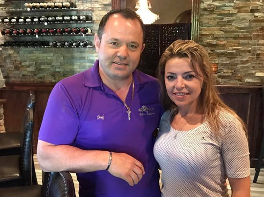 Dave and Valentina Dashi recently opened The Wine Cellar in Suntree.