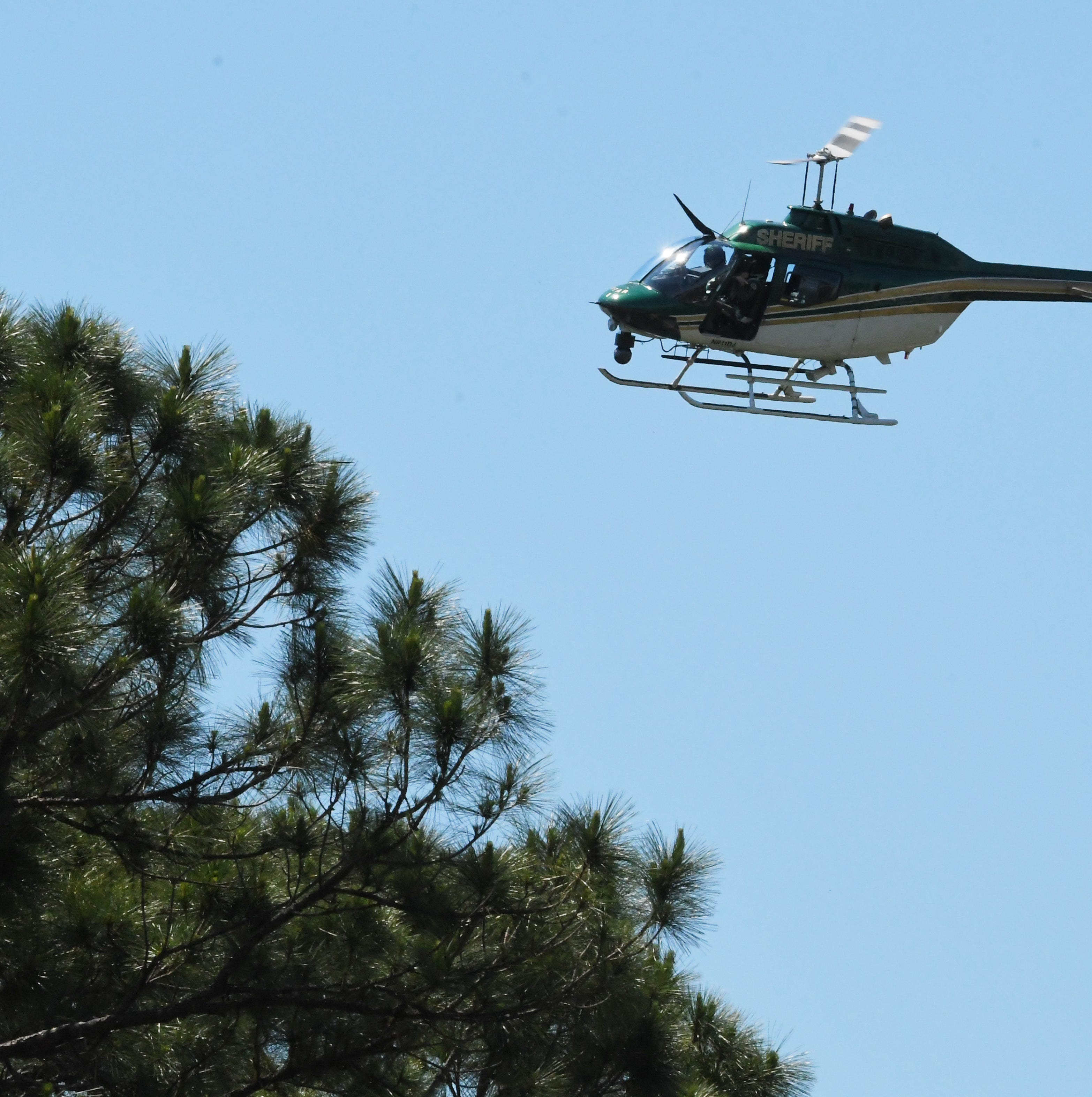 Airplane down near Sebastian, pilot, passenger survive hard landing